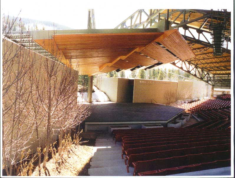 Gerald R Ford Amphitheater